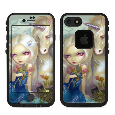 Lifeproof iPhone 7 Fre Case Skin - Fiona Unicorn