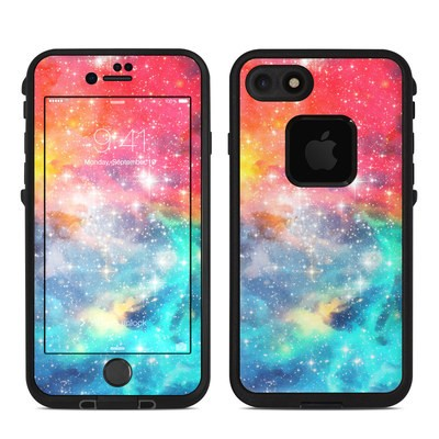 Lifeproof iPhone 7-8 Fre Case Skin - Galactic
