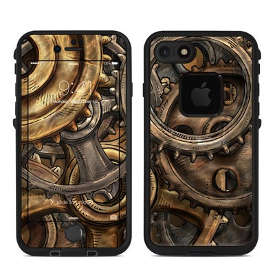 Lifeproof iPhone 7 Fre Case Skin - Gears