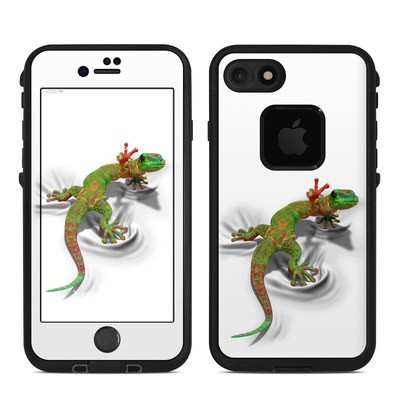 Lifeproof iPhone 7-8 Fre Case Skin - Gecko