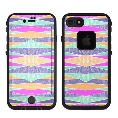 Lifeproof iPhone 7 Fre Case Skin - Gelato
