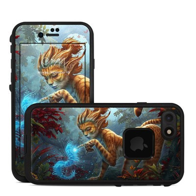 Lifeproof iPhone 7 Fre Case Skin - Ghost Centipede
