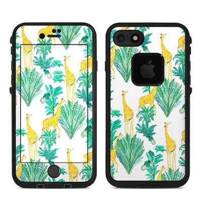 Lifeproof iPhone 7 Fre Case Skin - Girafa