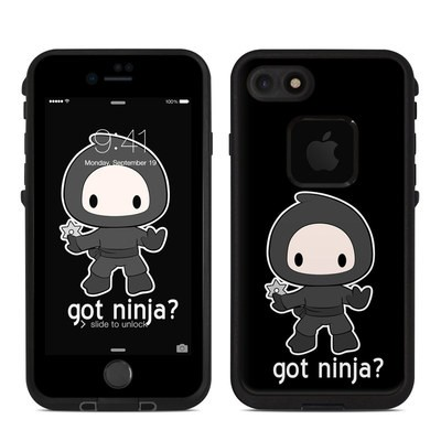 Lifeproof iPhone 7 Fre Case Skin - Got Ninja