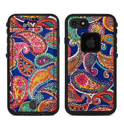Lifeproof iPhone 7 Fre Case Skin - Gracen Paisley