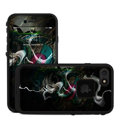 Lifeproof iPhone 7 Fre Case Skin - Graffstract