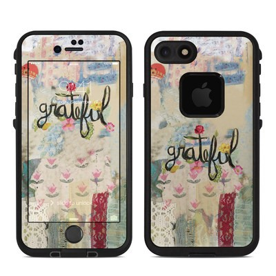 Lifeproof iPhone 7 Fre Case Skin - Grateful