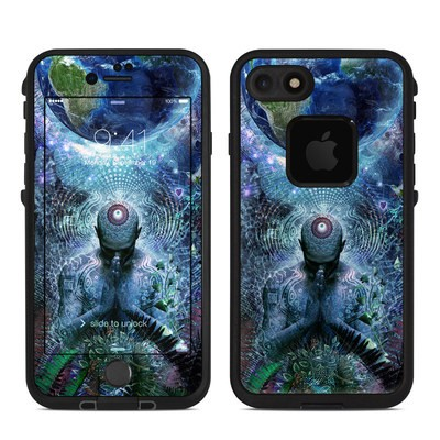 Lifeproof iPhone 7 Fre Case Skin - Gratitude