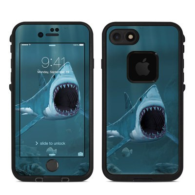 Lifeproof iPhone 7 Fre Case Skin - Great White