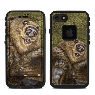 Lifeproof iPhone 7-8 Fre Case Skin - Happy Baby