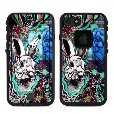 Lifeproof iPhone 7 Fre Case Skin - The Hare