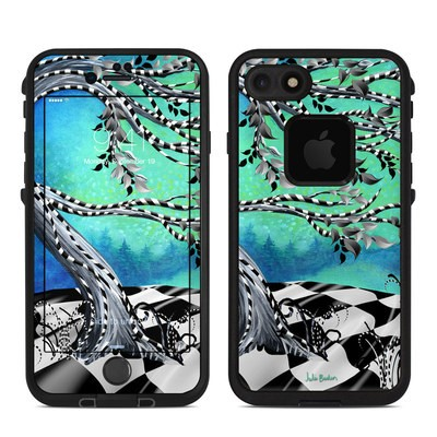 Lifeproof iPhone 7 Fre Case Skin - Haunted Tree