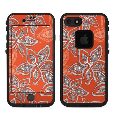 Lifeproof iPhone 7 Fre Case Skin - Hawaii