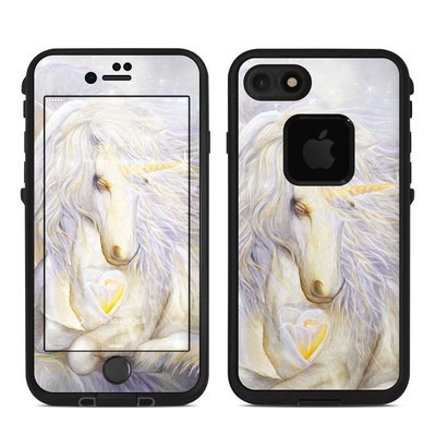 Lifeproof iPhone 7 Fre Case Skin - Heart Of Unicorn