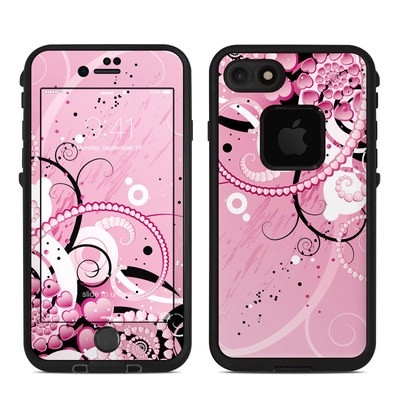Lifeproof iPhone 7 Fre Case Skin - Her Abstraction