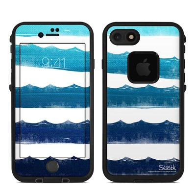 Lifeproof iPhone 7 Fre Case Skin - Horizon Lines