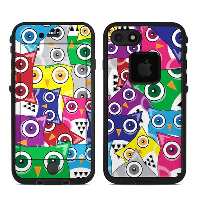 Lifeproof iPhone 7-8 Fre Case Skin - Hoot