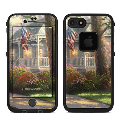 Lifeproof iPhone 7 Fre Case Skin - Hometown Pride