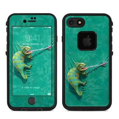 Lifeproof iPhone 7 Fre Case Skin - Iguana