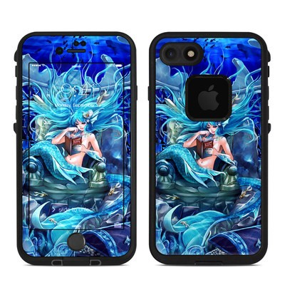 Lifeproof iPhone 7-8 Fre Case Skin - In Her Own World