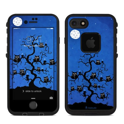 Lifeproof iPhone 7 Fre Case Skin - Internet Cafe