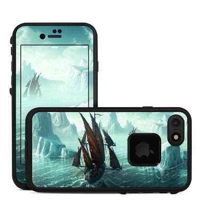 Lifeproof iPhone 7 Fre Case Skin - Into the Unknown