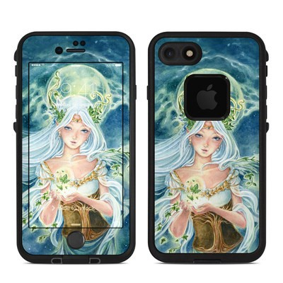 Lifeproof iPhone 7 Fre Case Skin - Ivy Goddess