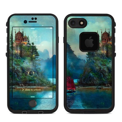 Lifeproof iPhone 7 Fre Case Skin - Journey's End
