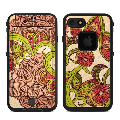 Lifeproof iPhone 7 Fre Case Skin - Jill