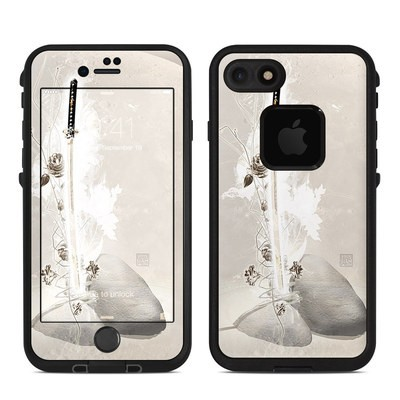 Lifeproof iPhone 7 Fre Case Skin - Katana Gold