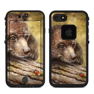 Lifeproof iPhone 7 Fre Case Skin - Kodiak Cub
