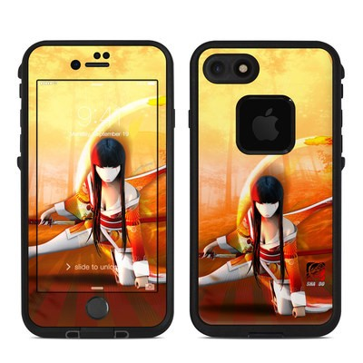 Lifeproof iPhone 7 Fre Case Skin - Kokeshi 4