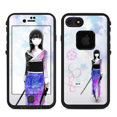 Lifeproof iPhone 7 Fre Case Skin - Kokeshi Haru