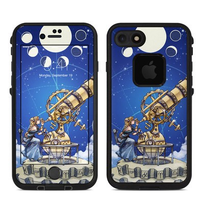 Lifeproof iPhone 7-8 Fre Case Skin - Lady Astrology