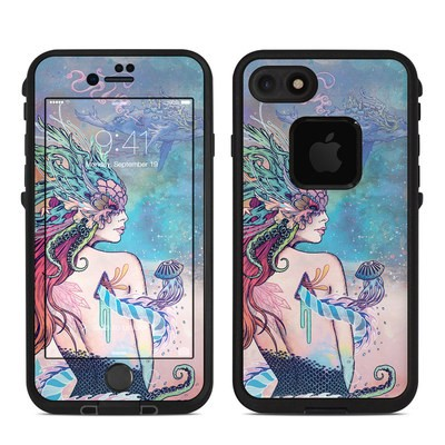 Lifeproof iPhone 7 Fre Case Skin - Last Mermaid