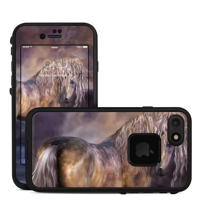 Lifeproof iPhone 7 Fre Case Skin - Lavender Dawn