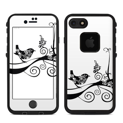 Lifeproof iPhone 7 Fre Case Skin - Little Curly