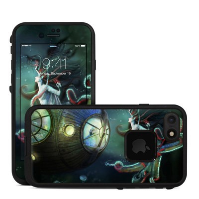 Lifeproof iPhone 7 Fre Case Skin - 20000 Leagues
