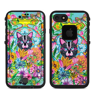 Lifeproof iPhone 7-8 Fre Case Skin - Le Chat