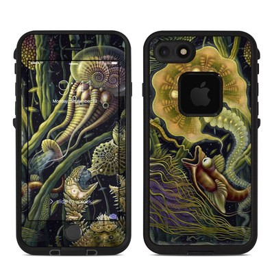 Lifeproof iPhone 7 Fre Case Skin - Light Creatures