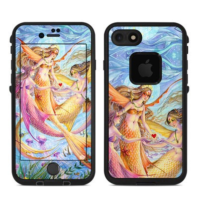 Lifeproof iPhone 7 Fre Case Skin - Light of Love