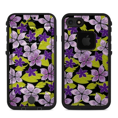 Lifeproof iPhone 7 Fre Case Skin - Lilac