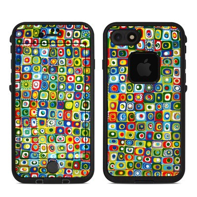 Lifeproof iPhone 7 Fre Case Skin - Line Dancing