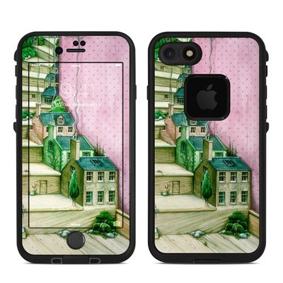 Lifeproof iPhone 7 Fre Case Skin - Living Stairs