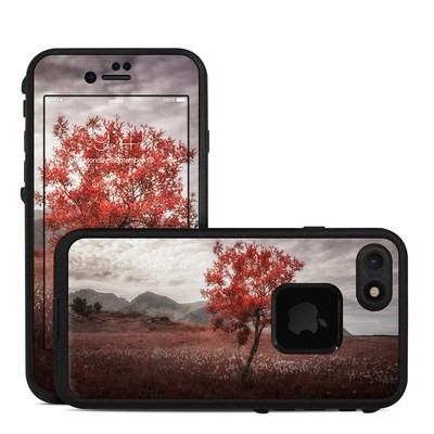 Lifeproof iPhone 7 Fre Case Skin - Lofoten Tree
