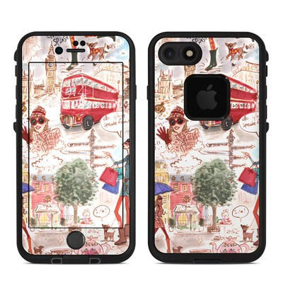 Lifeproof iPhone 7 Fre Case Skin - London