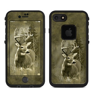 Lifeproof iPhone 7 Fre Case Skin - Lone Buck