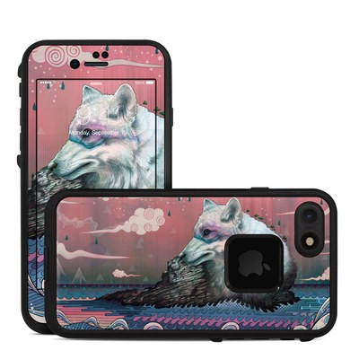 Lifeproof iPhone 7 Fre Case Skin - Lone Wolf