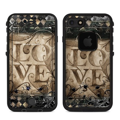 Lifeproof iPhone 7 Fre Case Skin - Love's Embrace