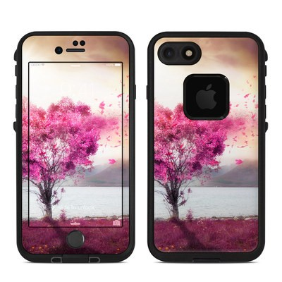 Lifeproof iPhone 7-8 Fre Case Skin - Love Tree